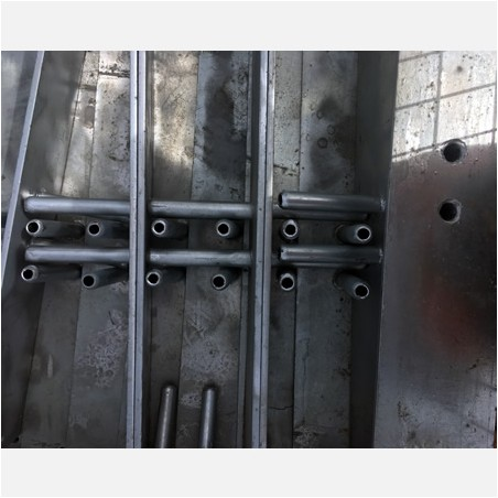 Temporary Fencing Foot Steel