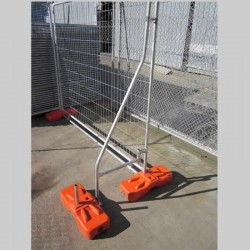Temporary Fencing Bracing Set